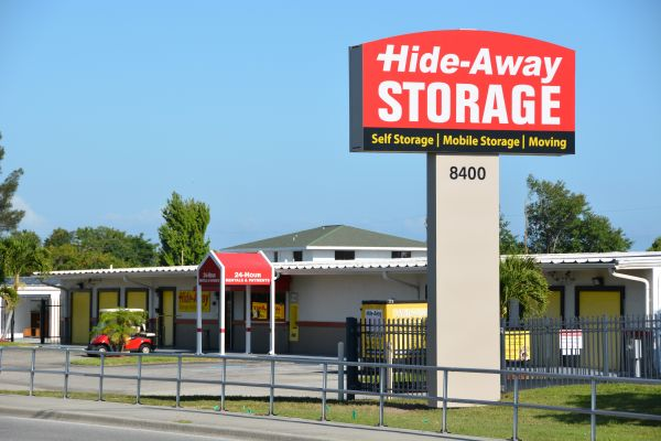 Hide-Away Storage - West Bradenton 8400 Cortez Road West Bradenton, FL - Photo 0
