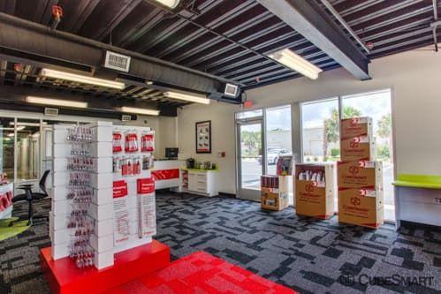 CubeSmart Self Storage - Jacksonville Beach 430 1st Avenue South Jacksonville Beach, FL - Photo 2