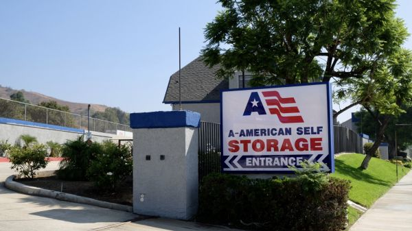 A-American Self Storage - Pomona 2157 Murchison Ave Pomona, CA - Photo 0