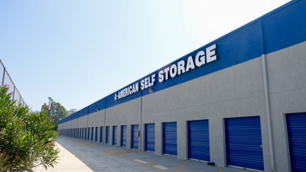 A-American Self Storage - Pomona 2157 Murchison Ave Pomona, CA - Photo 2