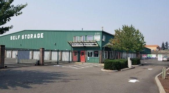 Snapbox Self Storage - Parkland 2211 112th Street South Tacoma, WA - Photo 0