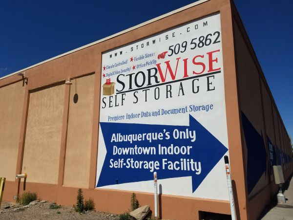 StorWise First Street 720 1st Street Northwest Albuquerque, NM - Photo 0