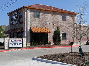 Assured Self Storage - Allen 1251 West Exchange Parkway Allen, TX - Photo 0