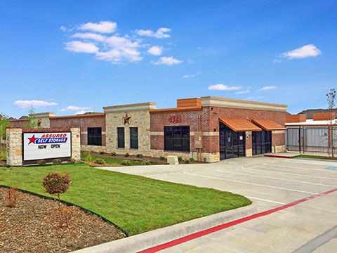 Assured Self Storage - Carrollton - 4321 Creek Valley Blvd 4321 Creek Valley Boulevard Carrollton, TX - Photo 1