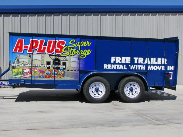 A Plus Super Storage - Nth Univ & Clovis Hwy 2502 Clovis Rd Lubbock, TX - Photo 1