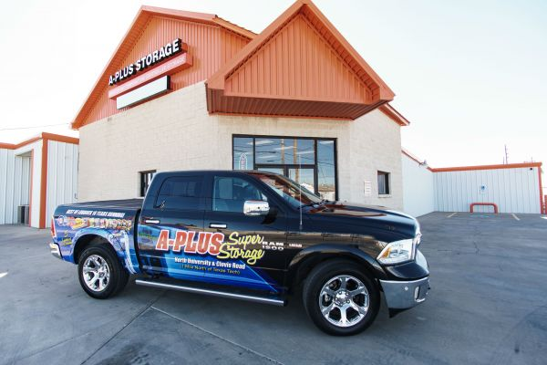 A Plus Super Storage - Nth Univ & Clovis Hwy 2502 Clovis Rd Lubbock, TX - Photo 0