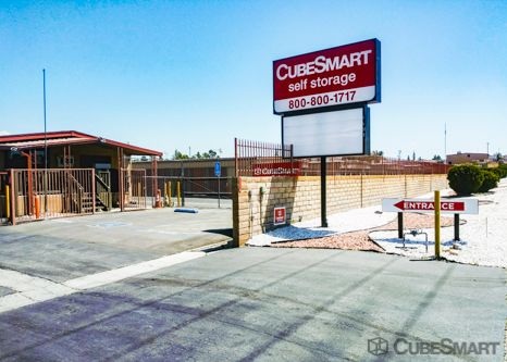 CubeSmart Self Storage - Hemet - 1180 N State St 1180 North State Street Hemet, CA - Photo 0