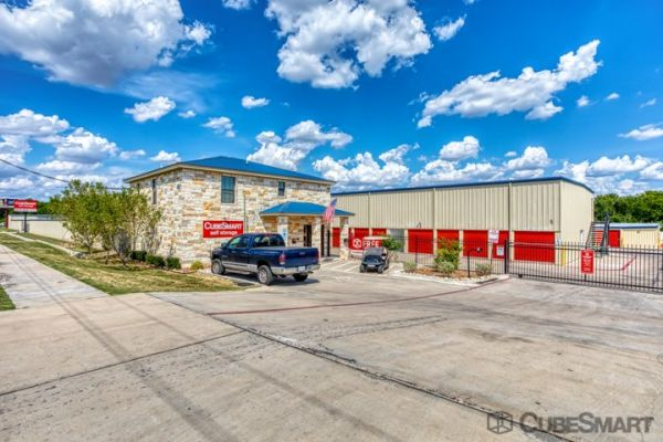 CubeSmart Self Storage - Pflugerville - 13601 Dessau Rd 13601 Dessau Road Pflugerville, TX - Photo 0