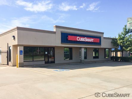 CubeSmart Self Storage - Edmond - 14333 N Santa Fe Ave 14333 N Santa Fe Ave Edmond, OK - Photo 0