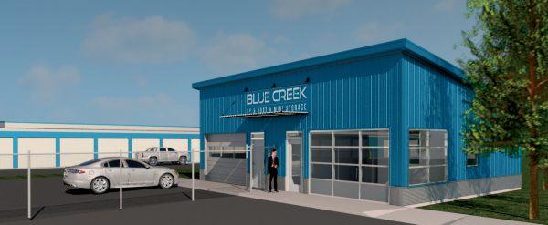 Blue Creek Storage 2135 Blue Creek Road Billings, MT - Photo 1