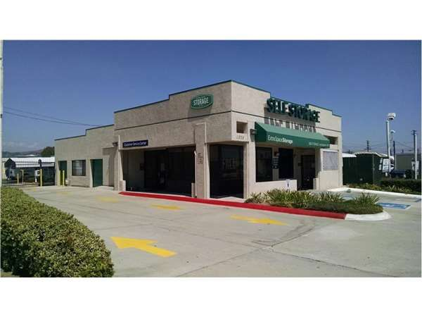 ... Extra Space Storage   Whittier   11635 E. Washington Blvd.11635  Washington Boulevard ...