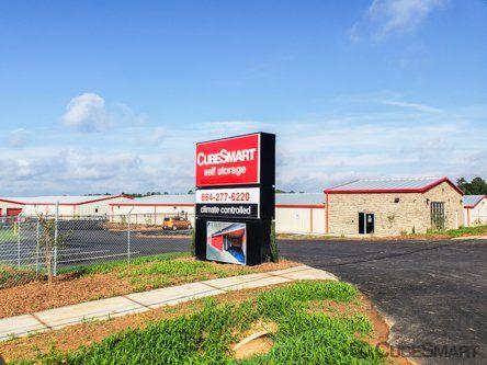 CubeSmart Self Storage - Piedmont - 2920 Fork Shoals Rd 2920 Fork Shoals Road Piedmont, SC - Photo 0