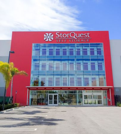 StorQuest - North Miami Beach/W Dixie Hwy 15555 West Dixie Highway North Miami Beach, FL - Photo 12
