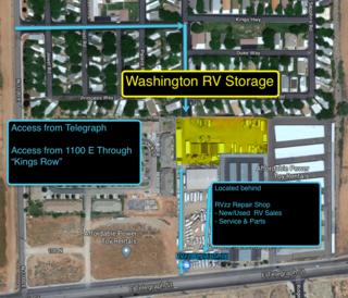 Washington RV Storage 1257 East Telegraph Street Washington, UT - Photo 5