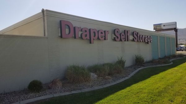 ... Draper Self Storage13053 Minuteman Drive   Draper, UT   Photo 0 ...