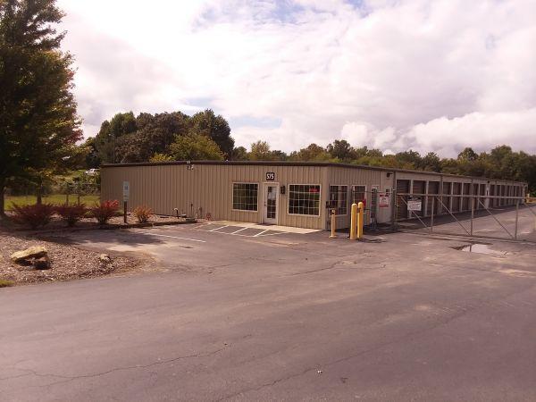 Save Green Self Storage - 615 Mills Gap Road - Fletcher ...