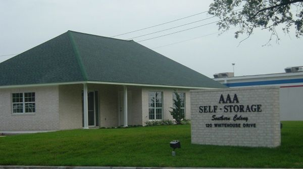 AAA Self Storage - South Colony 120 Whitehouse Dr Lufkin, TX - Photo 0
