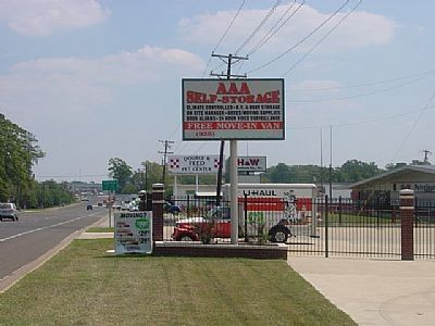 AAA Self Storage - Highway 94 2513 Ted Trout Dr Lufkin, TX - Photo 0