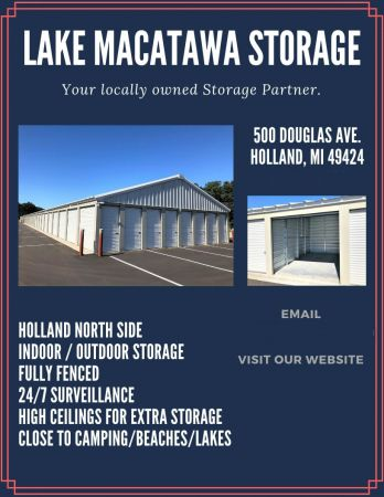 Lake Macatawa Storage 500 Douglas Avenue Holland, MI - Photo 0