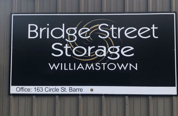 Bridge Street Storage - Williamstown 139 Industry Street Williamstown, VT - Photo 0