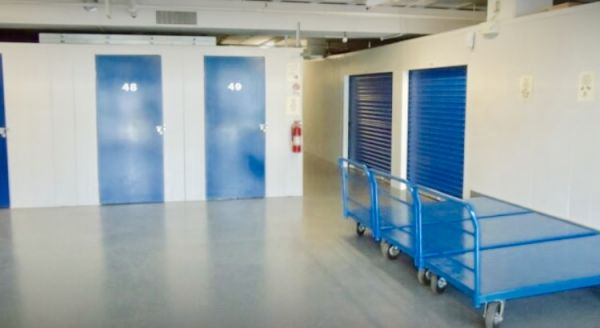 Discount Self Storage Quincy 169 Parkingway Quincy, MA - Photo 1