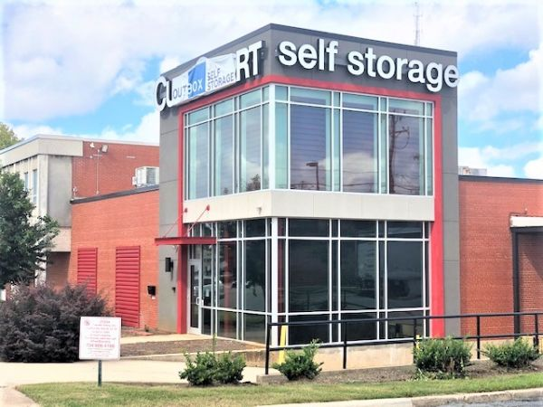 Outbox Self Storage - Southend 200 Clanton Road Charlotte, NC - Photo 1