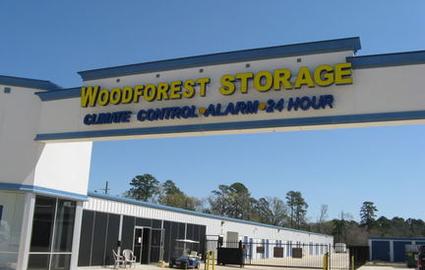 Woodforest Storage 3636 Honea Egypt Road Montgomery, TX - Photo 0