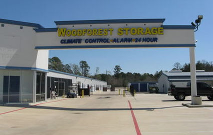 Woodforest Storage 3636 Honea Egypt Road Montgomery, TX - Photo 1