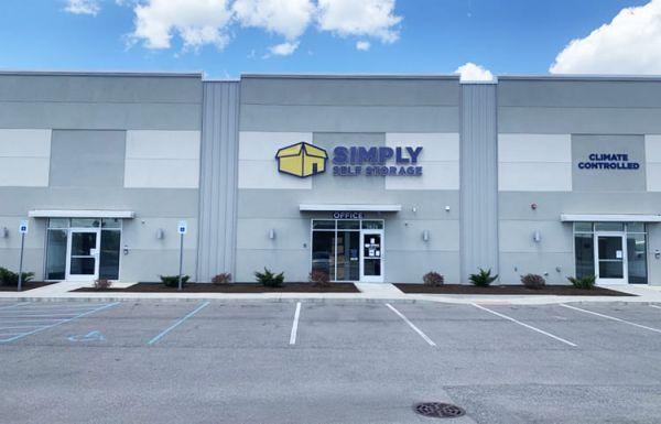 Simply Self Storage - 7828 W Washington Street - Indianapolis 7828 West Washington Street Indianapolis, IN - Photo 3