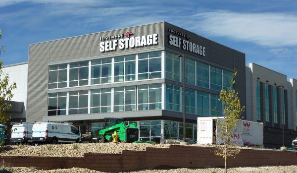 Edgemark Self Storage - Arvada 9839 West 60th Avenue Arvada, CO - Photo 1