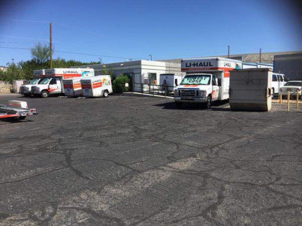 North Telshor Self Storage 300 North Telshor Boulevard Las Cruces, NM - Photo 0
