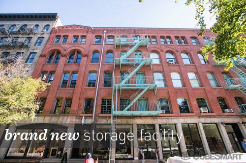 CubeSmart Self Storage - New York - 262 Mott St 262 Mott Street New York, NY - Photo 0