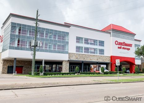 CubeSmart Self Storage - Houston - 5321 Richmond Ave 5321 Richmond Avenue Houston, TX - Photo 0