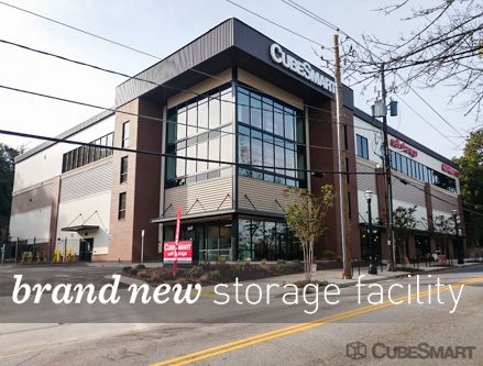 CubeSmart Self Storage - Atlanta - 2033 Monroe Dr 2033 Monroe Dr NE Atlanta, GA - Photo 0