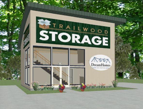 Trailwood Storage, LLC 804 Crooked Creek Drive Lufkin, TX - Photo 2