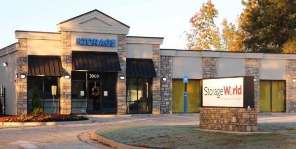 Storage World @ Flat Shoals 3909 Flat Shoals Parkway Decatur, GA - Photo 0