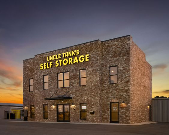 Uncle Tank's Self Storage 885 West Henri De Tonti Boulevard Springdale, AR - Photo 0