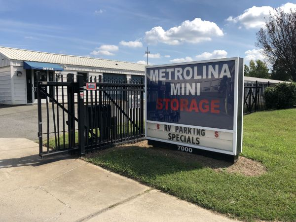 Metrolina Mini Storage 7000 Statesville Road Charlotte, NC - Photo 0