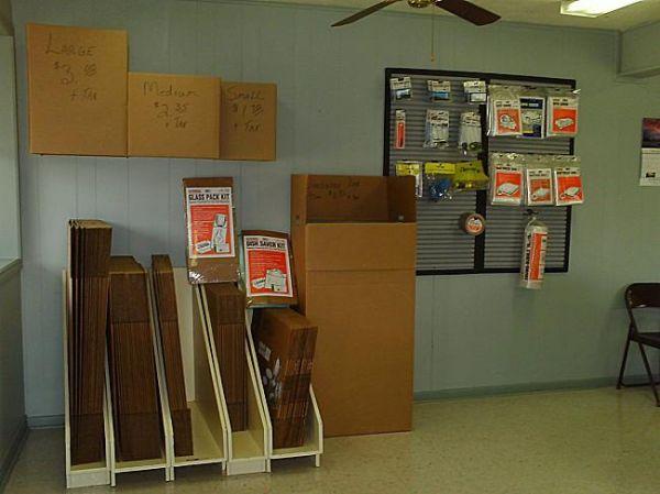 AAA Self Storage - Diboll 1517 N Temple Dr Diboll, TX - Photo 2