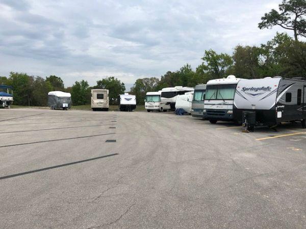 Affordable Secure Storage - Backyard 2405 East Norvell Bryant Highway Hernando, FL - Photo 2