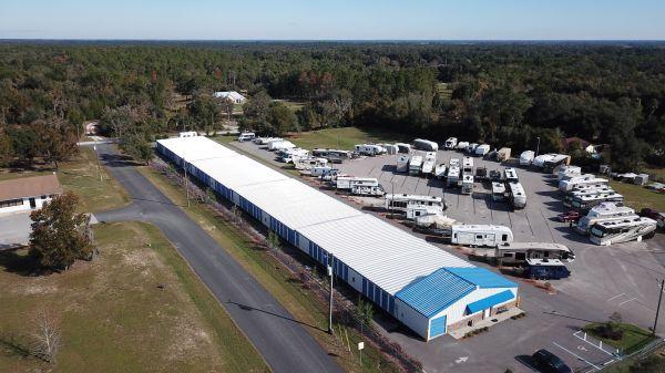 Affordable Secure Storage - Backyard 2405 East Norvell Bryant Highway Hernando, FL - Photo 0