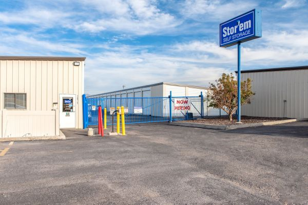 Stor'em Self Storage - Magna West 3875 South 8400 West Magna, UT - Photo 0