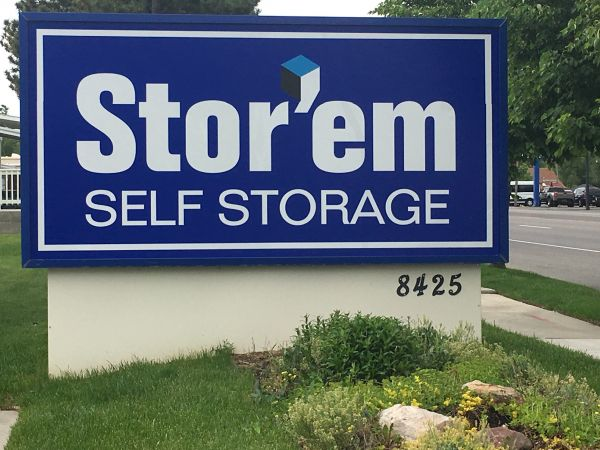 Stor'em Self Storage - Sandy 8425 State Street Sandy, UT - Photo 0