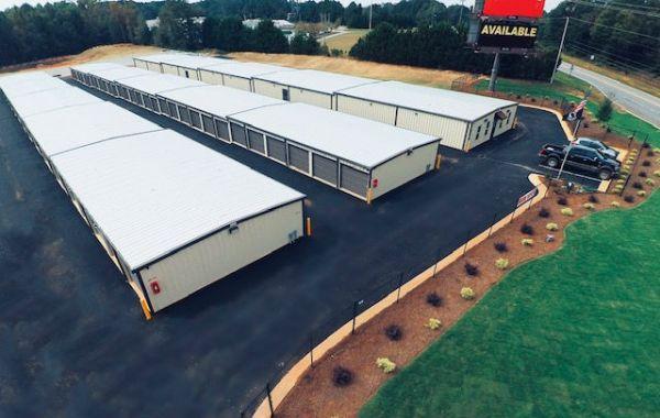 Rhino Mini Storage 1741 Atlanta Highway Bogart, GA - Photo 1