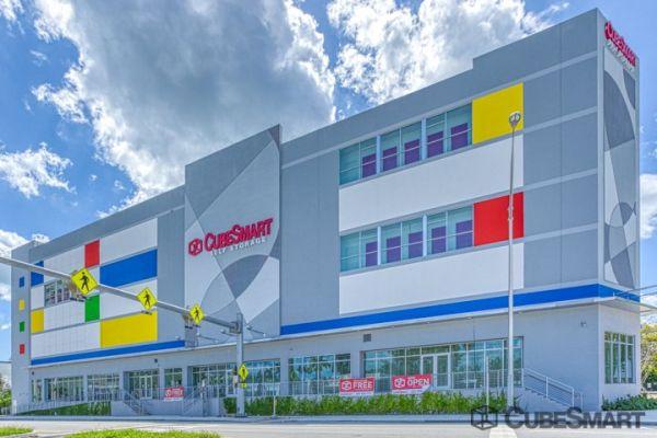 CubeSmart Self Storage - Miami - 1100 Northeast 79th St 1100 Northeast 79th Street Miami, FL - Photo 0