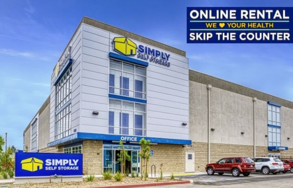 Simply Self Storage - 1600 North Glassell Street - Orange 1600 North Glassell Street Orange, CA - Photo 0