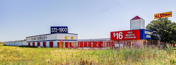All Storage - Amarillo I-40 East - 7841 E Interstate 40 7841 E Interstate 40 Amarillo, TX - Photo 0