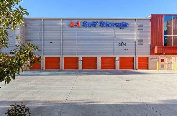 A-1 Self Storage - San Diego - Pacific Beach 2740 Garnet Avenue San Diego, CA - Photo 0