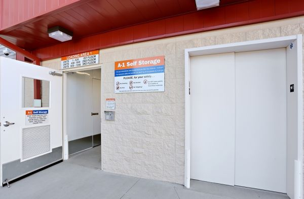 A-1 Self Storage - San Diego - Pacific Beach 2740 Garnet Avenue San Diego, CA - Photo 3