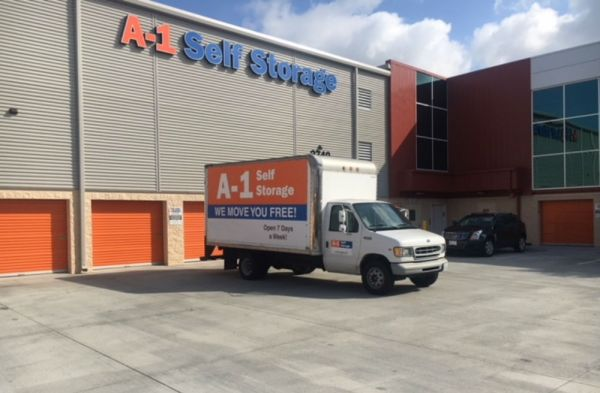 A-1 Self Storage - San Diego - Pacific Beach 2740 Garnet Avenue San Diego, CA - Photo 1